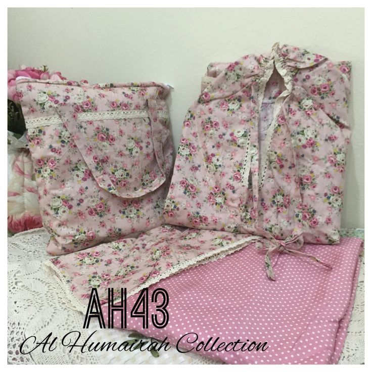 Al Humaira Telekung Cotton – AH43  RM150.00  – Telekung cotton with printed design  – Special vintage style design  – Japanese cotton material  – Face size up to L size  – Set includes beautiful handmade bag & mini sajaddah  – Limited pieces  http://www.telekung.co/product/ah43/