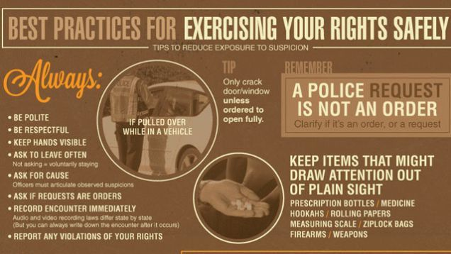 Online Paralegal Programs says that most avoidable arrests come from police trickery and intimidation, which lead you to consent to a search or admit guilt. Know your rights and how to avoid police tricks with this handy infographic.