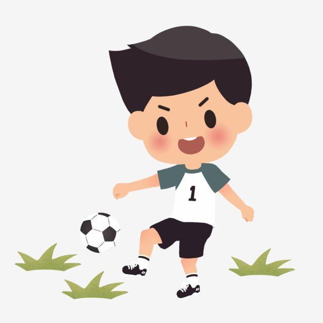 كرة القدم والأولاد لكرة القدم والرياضة ويلعب الصبيان كرة القدم في الحديقة ولعب كرة القدم على الأطفال ضرر العشب وكرة القدم فتى يلعب كرة الصبي المرسومة لع Boys Playing Disney Characters