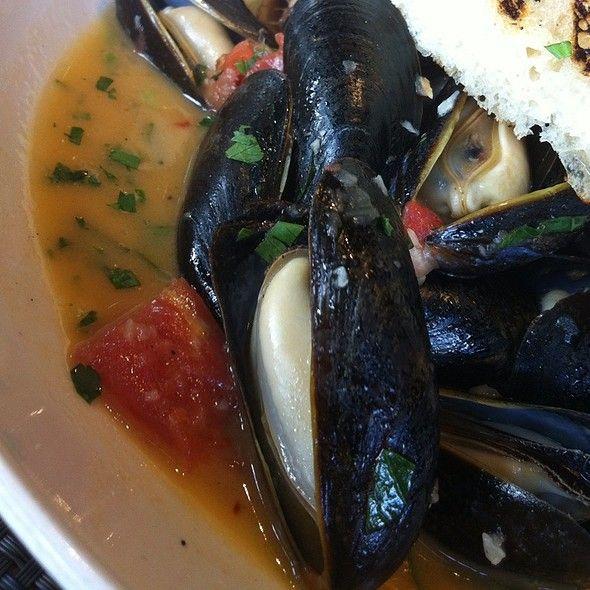 #PEI #mussels at #Bocanova in #Oakland, #California