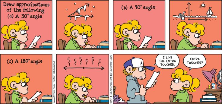 Other great comics about math - Comic Math