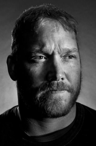 "Chris Kyle. Did 4 tours in Iraq and considered the deadliest sniper in American history. Author of the best selling book ""American Sniper"" was shot and killed on a gun range counseling military veterans dealing with PTSD. An American hero and native Texan. R.I.P."