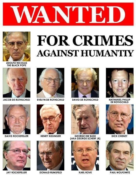 The crimes against humanity