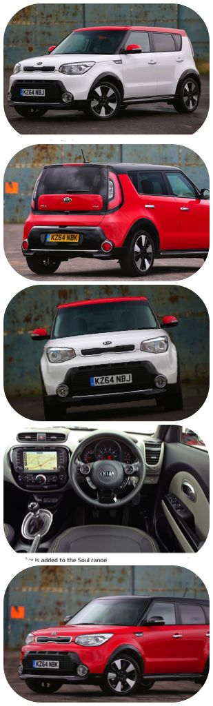 Short Drives – Kia's stylish all-new Soul range has been expanded with two high…