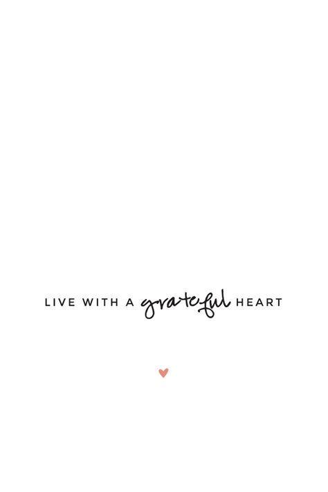 Minimal black white Grateful Heart iphone phone background wallpaper lock screen