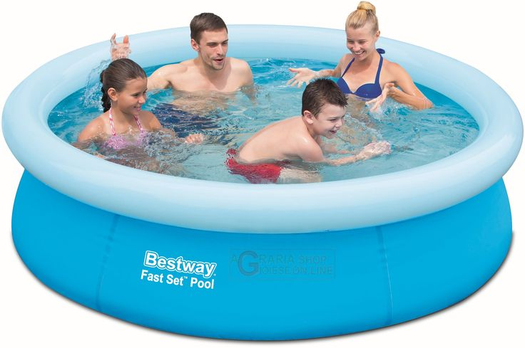 BESTWAY 57252 PISCINA AUTOPORTANTE FAST SET CM. 198X51h. http://www.decariashop.it/piscine-autoportanti/20794-bestway-57252-piscina-autoportante-fast-set-cm-198x51h-6942138924466.html