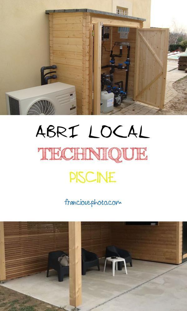 30 Inspirant Abri Local Technique Piscine Piscine Local Tecnique Piscine Piscine Local Technique