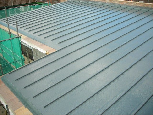 Pin By Tim On Groom Co Roof Renovation Fibreglass Roof Roofer