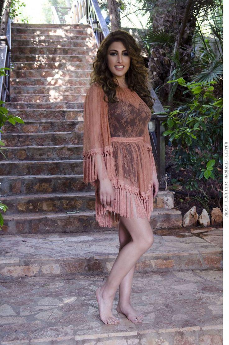 Στο Κτημα Μεσογειος για video clip του Haide η Ελενα Παπαριζου!