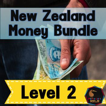 Boost financial literacy in your class! A range of activities to suit all learning styles in NZ junior/middle maths classroomsThis is a bundle of all of my Level 2 activitiesMost of the activities feature copies of the old and new NZ notes these sheets are also available as individual files  see all the individual files hereLEVEL 2 ACTIVITIES-Giving change word problems-How much is my name/place name?-Circle the money to make the amount-Put coins in to make the amount-How much money is…