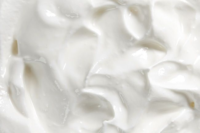 Greek Yogurt is higher in protein than regular yogurt, contains probiotics (aka good bacteria) that can reduce belly bloat, and takes no prep work. Keep a couple containers on hand for when hunger strikes.
