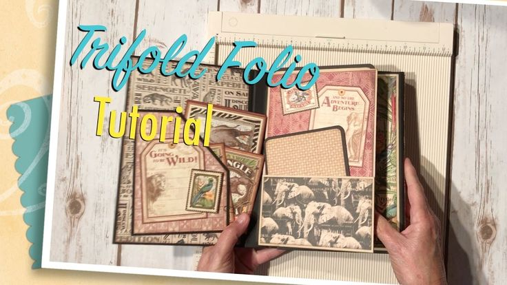Trifold Folio Tutorial
