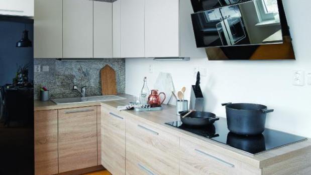 Proměna: Kuchyň jako životní výhra