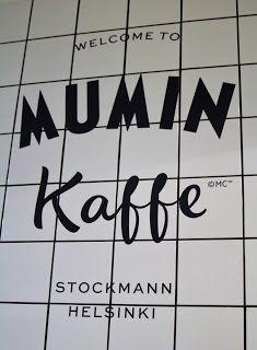 Minkun Matkassa: Mumin Kaffe Stockalla