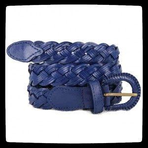Acheter en ligne une ceinture en cuir
