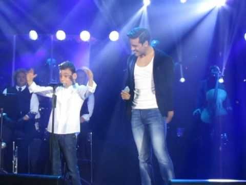 """Carlos Rivera y Adrian Martín """"Sólo tu"""" en Teatro Price de Madrid"""
