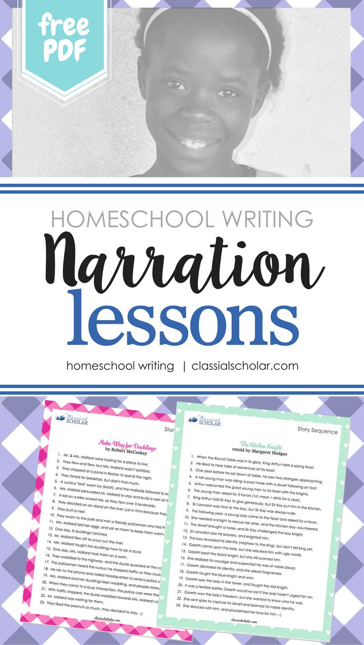 How would Charlotte Mason teach narration? Find out. {10 Day Homeschooling…