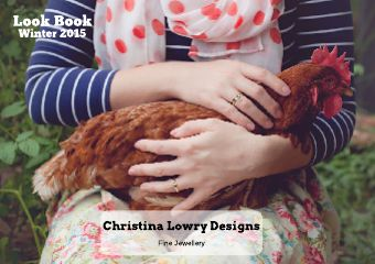 LOOK BOOK Winter 2015 Christina Lowry Designs Fine Jewellery