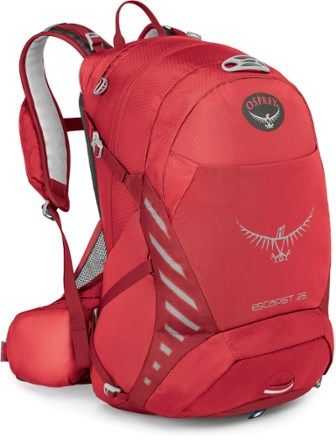 Osprey Escapist 25 Pack Cayenne Red S/M