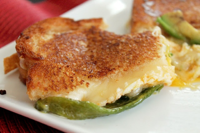 Mexican Grilled Cheese | ** Recipes: Sandwiches and Sandwichy things ...