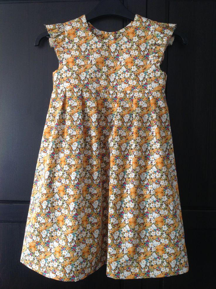Hello Kitty Geranium Dress for Ella.