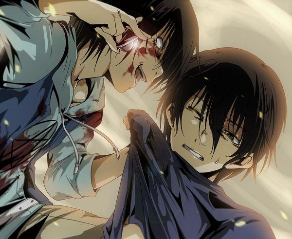 Don't forget to watch new episodes of #BTOOOM! on Crunchyroll!
