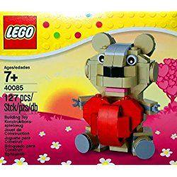 LEGO Seasonal Set #40085 Teddy Bear