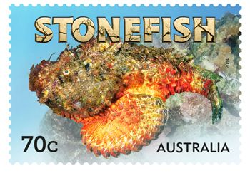 The Things that Sting stamp issue for this year's Stamp Collecting Month features six spectacular creatures including the European Wasp, Bull Ant, Tiger Snake, Reef Stonefish, Common Lionfish and the Bluespotted Fantail Ray. Buy stamps here: http://auspo.st/1mMtTT8 #stampcollecting