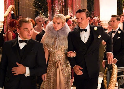Leonardo DiCaprio has an upcoming movie along with co stars Carey Mulligan and Tobey McGuire. Read More: http://2012fashiondesigners.blogspot.com/2012/08/the-great-gatsby-movie-will-feature.html