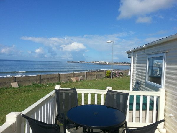Trecco Bay - 3 Bedroom Static Caravan for Hire in Porthcawl