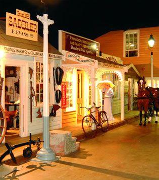 Pioneer Village Museum - Little Alexander Street Burnie