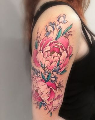 lindas- flores-tatuadas                                                                                                                                                                                 Más