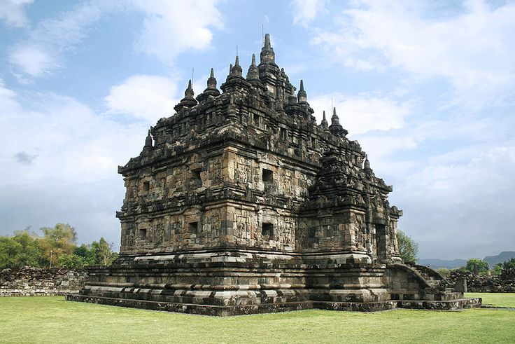 Buddhist Temples-Monasteries in Indonesia
