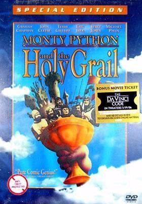 Monty Python and the Holy Grail (DVD).