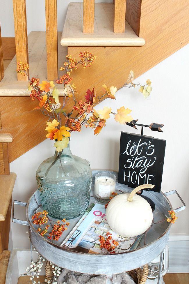 Creating Fall Hygge U2013 Unser Herbst Familienzimmer U2013 Sauber Und Sättigbar    DIY Herbstdeko   Pinterest   Home Decoracion, Otoño Und Hogar