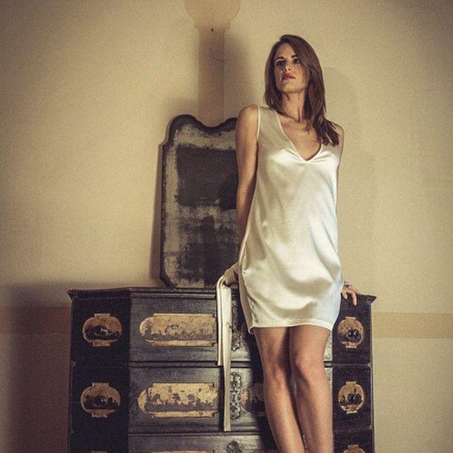 Spring Summer 2015 preview - silk dress
