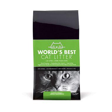 Cat Litter Clumping Formula