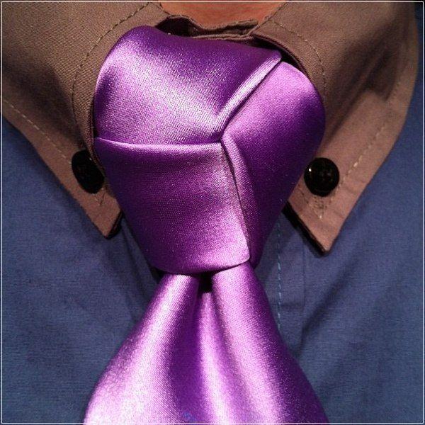 Необычные узлы для галстука. Обсуждение на LiveInternet - Российский Сервис Онлайн-Дневников