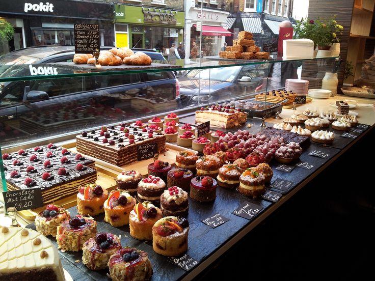 London Eats L Eto Caffe Soho Cake Pinterest Fulham