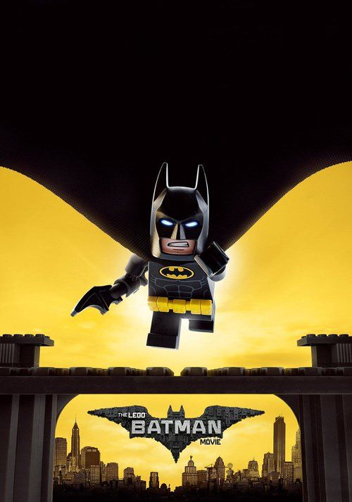 The Lego Batman Movie (2017) Full Movie Streaming HD