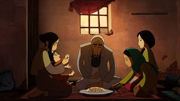 "How An Irish Animation Studio Tackled The Taliban In ""The Breadwinner"""