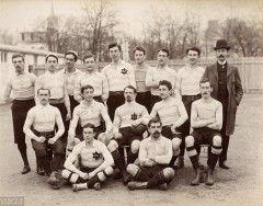 Équipe du Racing Club de France, 18 décembre 1898