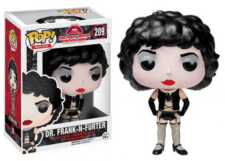 Funko Pop! Vinyl: Rocky Horror Picture Show - Dr. Frank-N-Fur