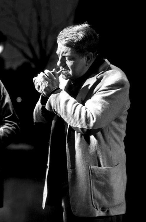 Jean Gabin in La Traversée de Paris