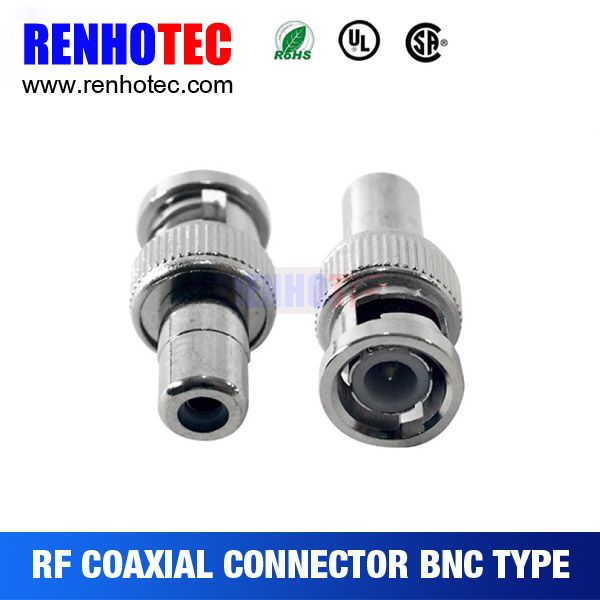 #rf coaxial bnc connector male female bnc connector