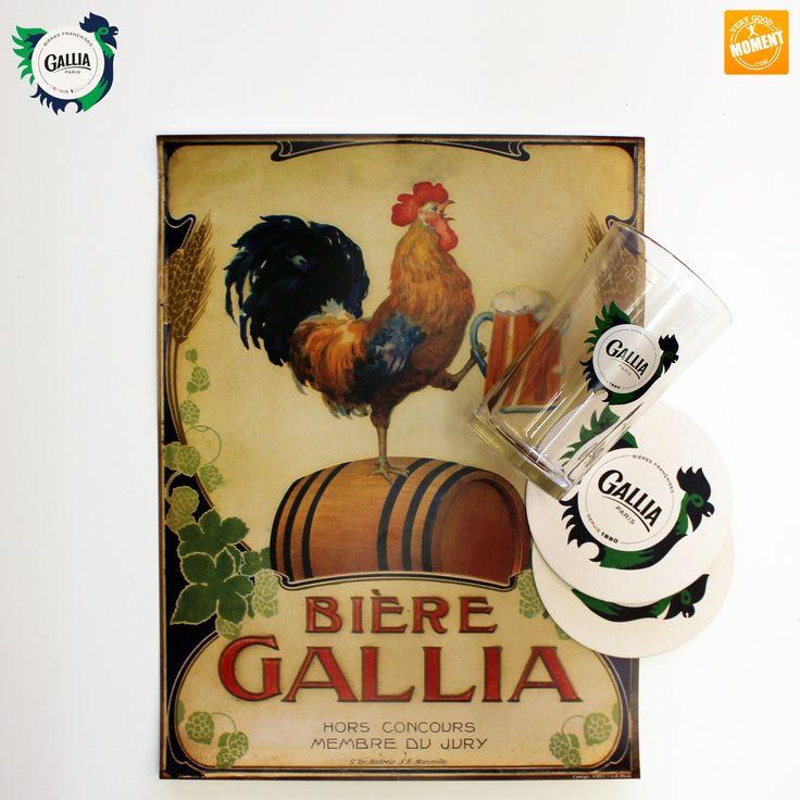 Découvrez les bières parisiennes de #Gallia à l'occasion du Moment #LeParisde20Minutes ! #VeryGoodMoment