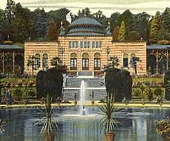Wilhelma Zoo and Gardens Stuttgart