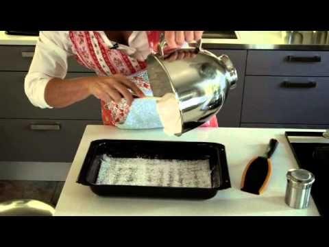 Itse tehtyjä vaahtokarkkilumiukkoja! ▶ Vaahtokarkit - YouTube