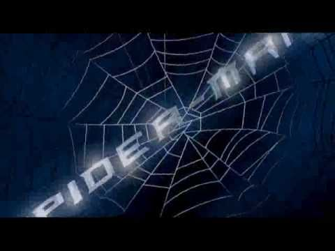 Spider-Man Title Sequence. Similar to the Avengers, this title sequence implements some 3D elements throughout the video. The music builds up as the sequence progresses and the timing of the text and animations are in sync with it. This sequence is dark in terms of colour, making it dull and a bit boring. Therefore, I will not be remaking this.