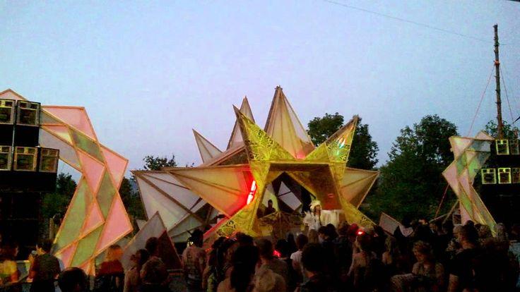Merkaba - Opening Lost Theory Festival 2015